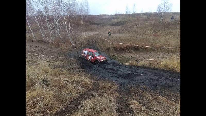 Джип Спринт ПРЕОДОЛЕНИЕ БОЛОТА на Jeep, Уаз,Suzuki
