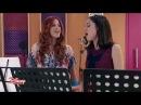 Violetta 3: Francesca y Camila cantan 'Aprendi a Decir Adiós' - (Capitulo 6)