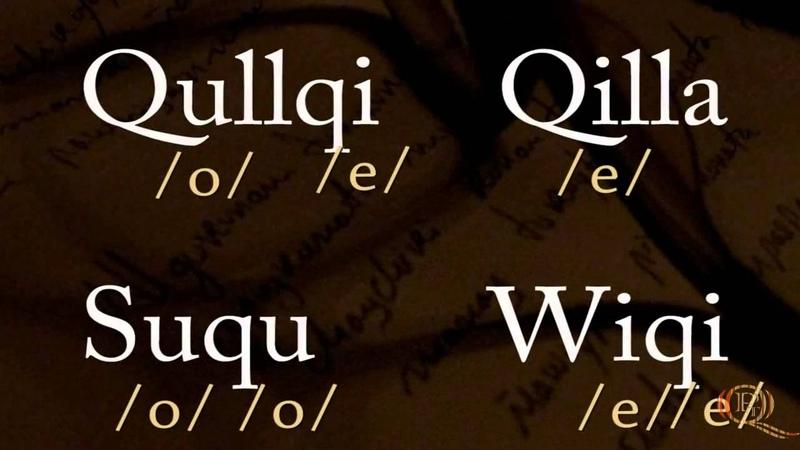 Quechua Para Todos Lección 2 Curso fácil de Quechua