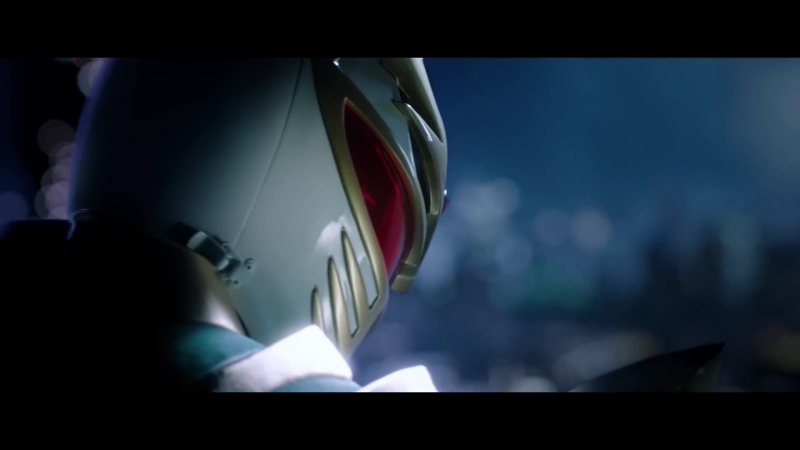 POWER RANGERS- SHATTERED GRID (RUS SUB)