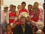 Локомотив -Динамо 2-0 11. 06. 1997. Финал Кубка России 1996-1997.