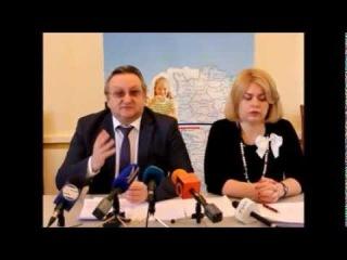 Пресс-конференция по вопросам сдачи ЕГЭ и ГИА в 2014 году