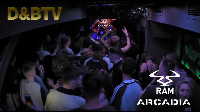 Calyx TeeBee ft. Visionobi - DBTV 226: RAM Records x Arcadia