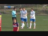 «Звезда» 2:3 «Единство». Первый гол Субботина.