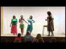 Лагерь Орбита 2 смена 2014 Вожатский концерт миниатюра Как работать с родителями на медосмотре