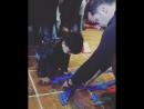 Ragazzo Italiano gioca con un bambino Cinese