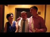Отзыв. Жанна и Юрий, свидетель жениха Андрей. Свадьба, тамада-ведущая Светлана.