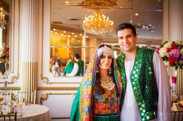 afghani wedding traditions essay
