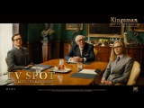 Kingsman: The Golden Circle [Long Live The Kingsman TV Spot in HD (1080p)]