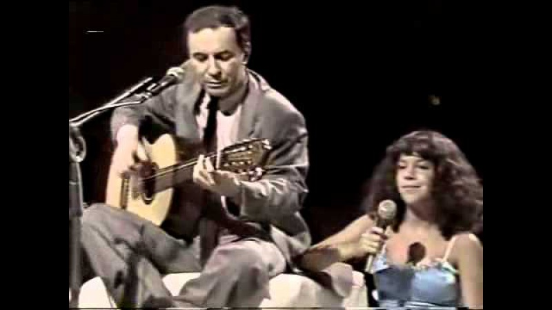 Chega de Saudade João Gilberto e Bebel Gilberto