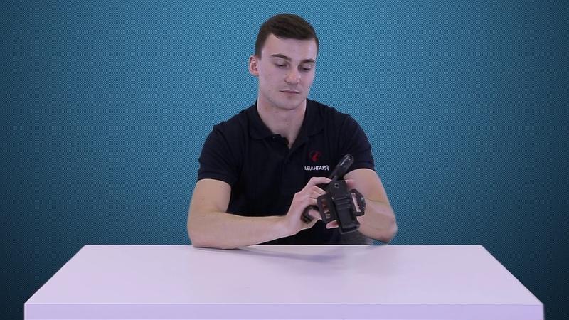 Обзор на кобуру Эфа 2К | Авангард