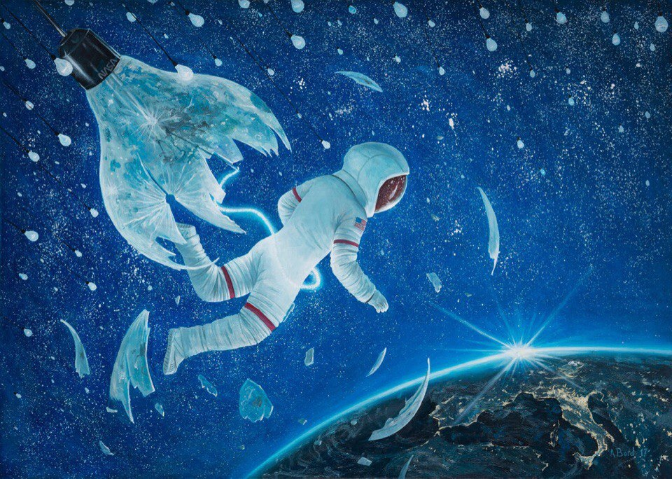Звёздное небо и космос в картинках SoAsDEeKNxA