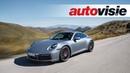 Porsche 992 911 Test Autovisie TV
