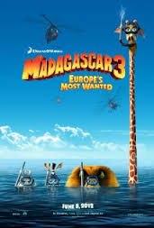 Madagaskar 3 (2012)
