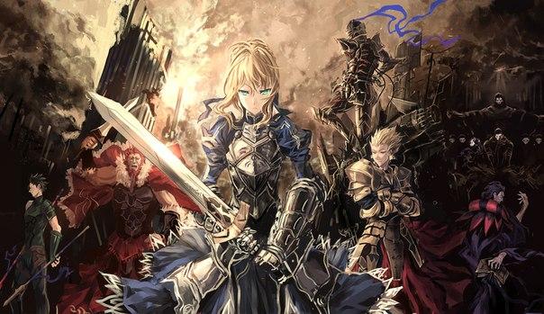Fate/Zero 2 12/12 HD Sub Español MEGA