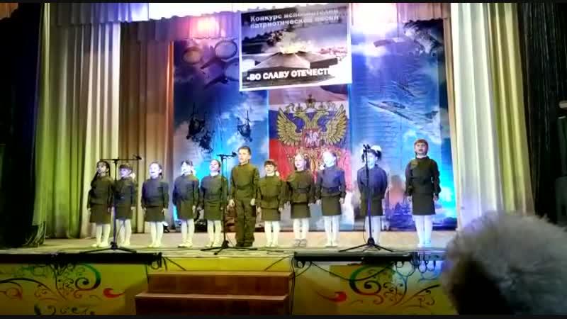 Дошкольный ансамбль Росинка Рук. Ахмерова А.С.