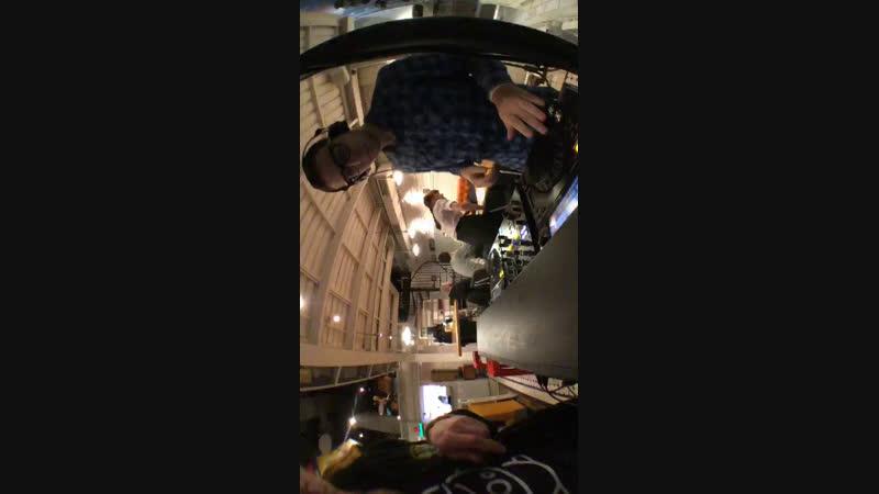 Русская кибернетика DJ-PreParty в Maccheroni Ciao, 26.10.2018