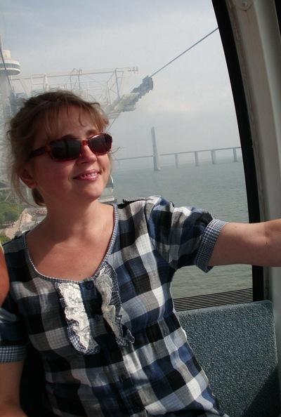 Елена Скоробогатая, 13 июля 1990, Москва, id203021352