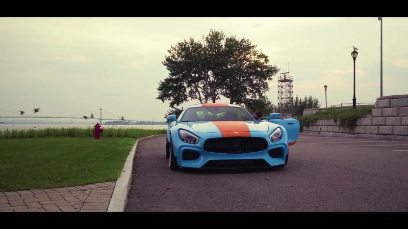 VIP EXC AUTO MERCEDES AMG GT __The Starke GTS 4K HD 2018 AUTOCARS