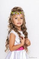 Причёска на конкурс мисс дюймовочка