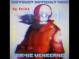 UNDERSWAP - Distrust Difficult Mode Karmic Vengeance - (Extended)