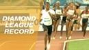 Caster Semenya 2 31 01 Wins Women's 1000m IAAF Diamond League Rabat 2018