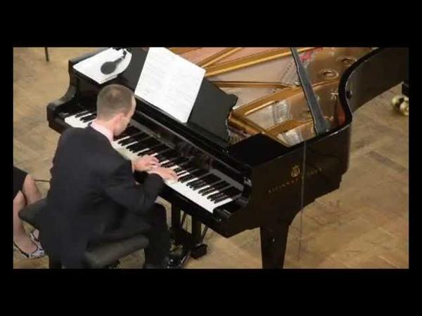 E. Abramyan Prelude №8 B-dur. Mikael Ayrapetyan (piano)