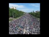 День 1000 велосипедистов 2016 by Максим Никерин