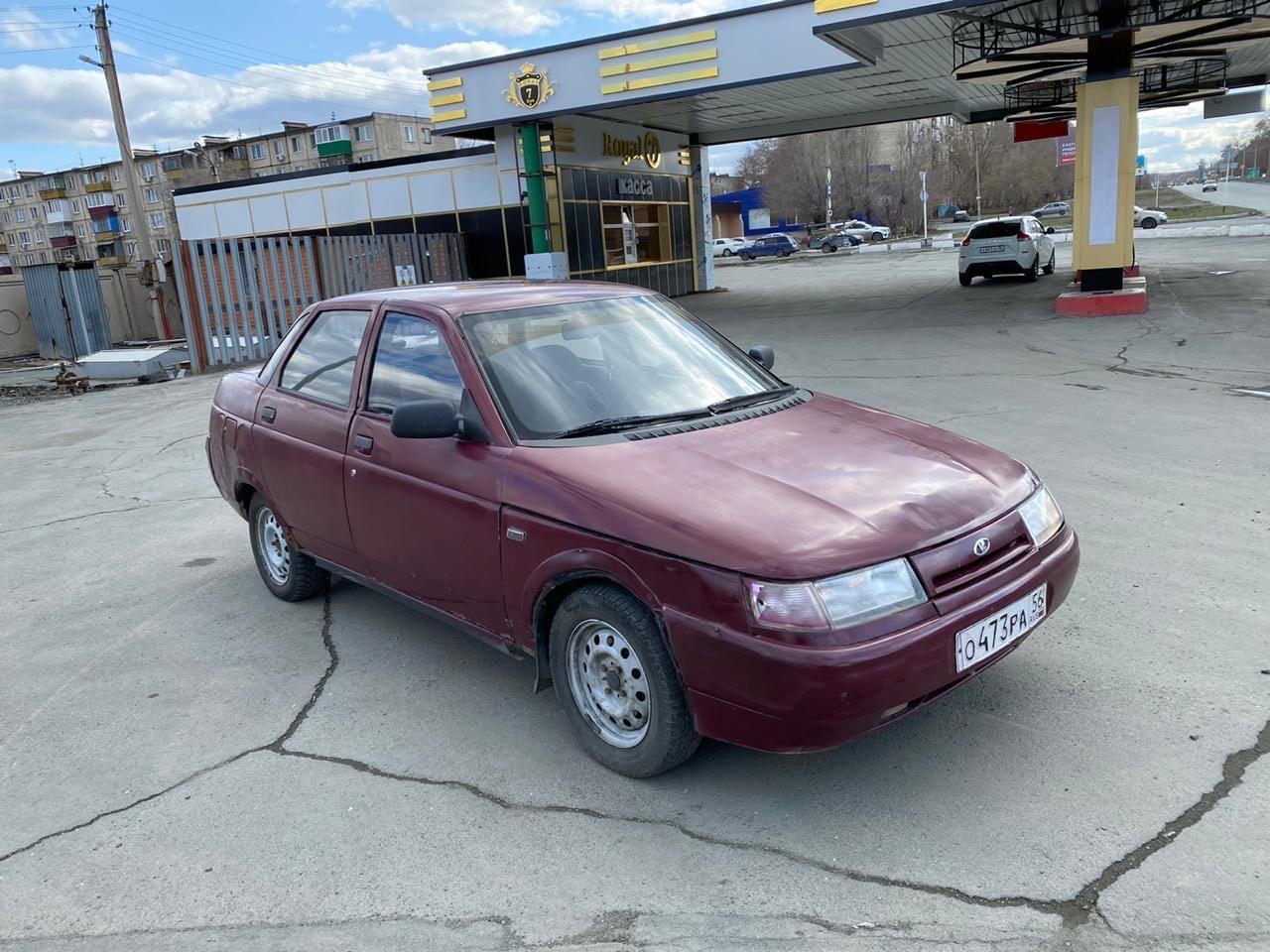 Купить хорошенькую ВАЗ 2110. ИНЖЕКТОР 16 | Объявления Орска и Новотроицка №4363