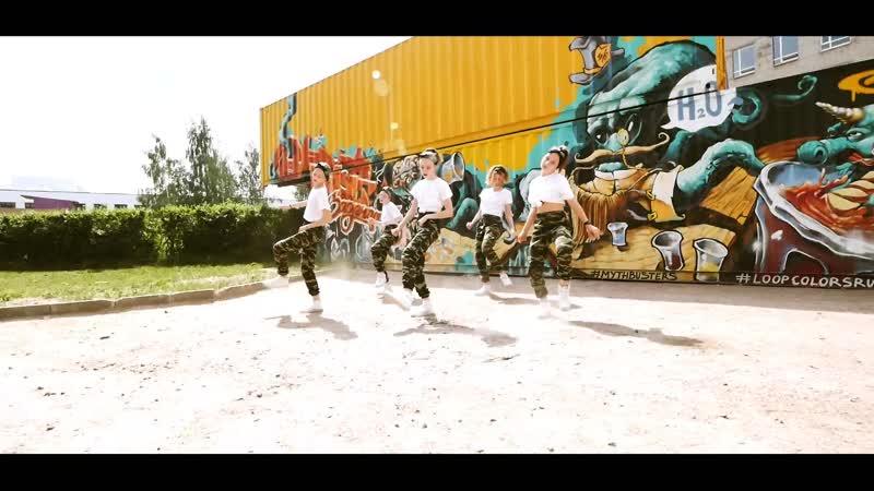 Танцы для детей спб | интенсив июнь 2019 группа киндеры | Высшая школа уличного танца Effort