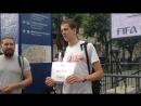 12 Пропаганда ЯнКо 5 в Санкт Петербурге Часть 2 Визитки