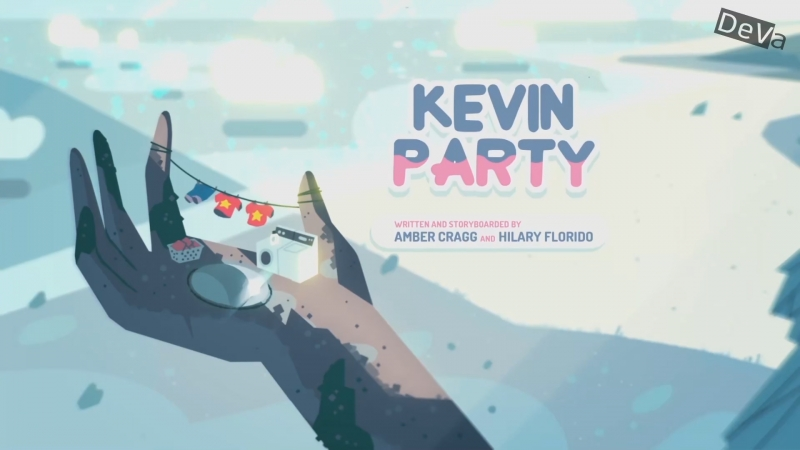 Steven Universe S05E10 Kevin Party rus sub Вселенная Стивена Сезон 5 Серия 10 Субтитры