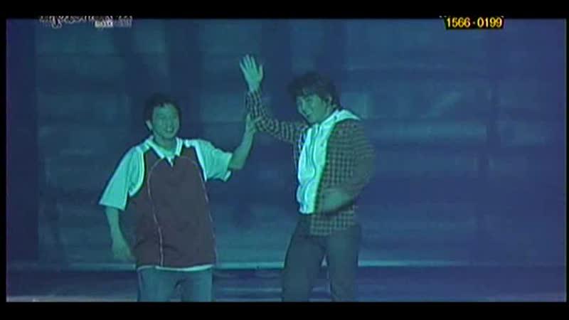 [EP2]090428_Mnet Episode2 - Lee Jun Ki feat Poppin(dance)