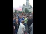 Фанов Noize MC в Екатеринбурге хватило, чтобы заблокировать Малышева