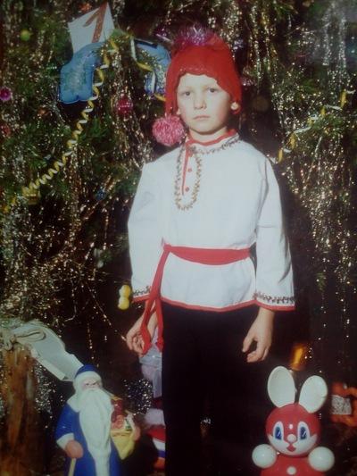 Сереж Борисов, 26 апреля 1988, Курган, id10385888