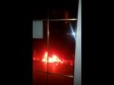 Пожар в Святошино. 15.04.16