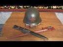 Восстановление СШ-36,таблица размеров на шлемы сш-36.Александр(реставратор).Видео№102