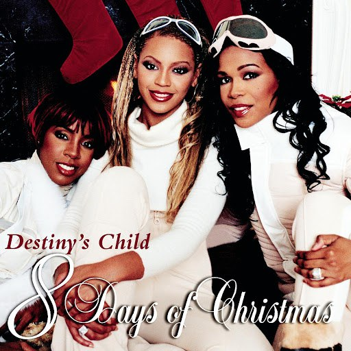 Destiny's Child альбом 8 Days Of Christmas (International Edition)