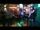 Главное в нашем деле- это не смутиться когда тебе аплодируют столько мужчин:))) Екатерина Данилова dublin pub