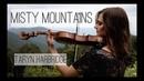 Misty Mountains The Hobbit Taryn Harbridge
