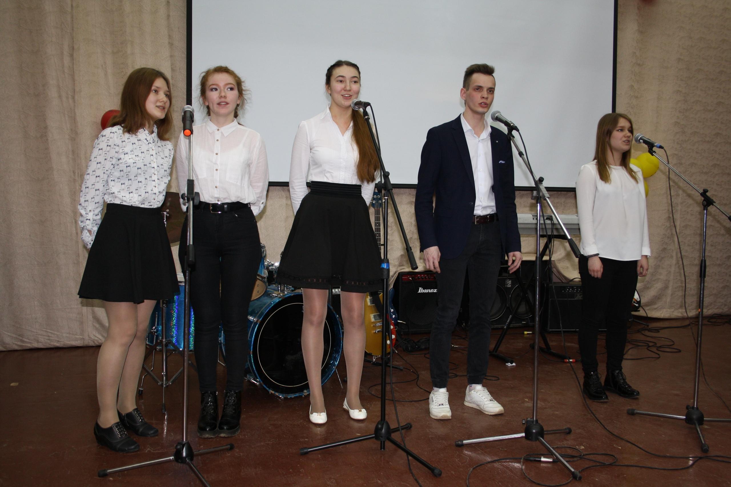 Республиканский фестиваль студенческой песни (%22Многоголосье-2019)