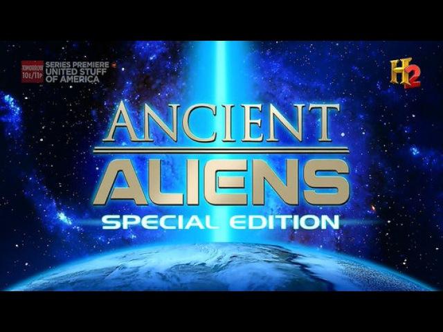 Древние пришельцы 6 сезон: 20 серия Спецвыпуск / Ancient Aliens / 2014