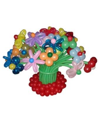 №323. Букет из шаров «Цветочный вальс»