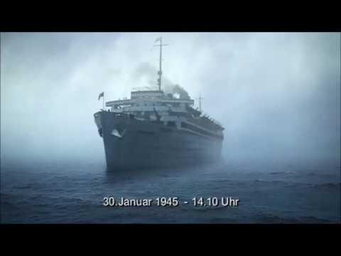 Атака века - клип про крушение лайнера Вильгельм Густлофф