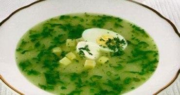 Рецепт настоящих зеленых щей