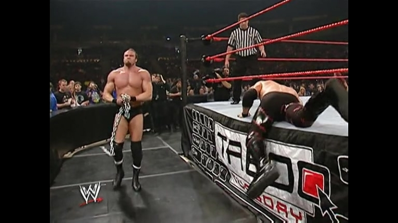 Gene Snitsky Vs Kane - Chain Match - Taboo Tuesday 2004
