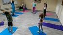 Занятия йогой для детей в студии йоги POLINA