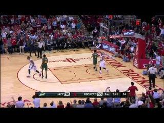 HD Utah Jazz vs Houston Rockets | Full Highlights | April 15, 2015 | NBA Season 2014/15