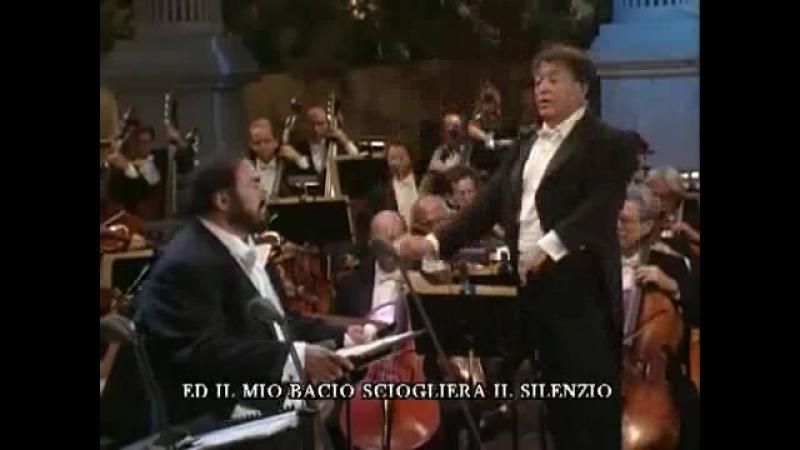 Luciano Pavarotti - Nessun dorma (1994)