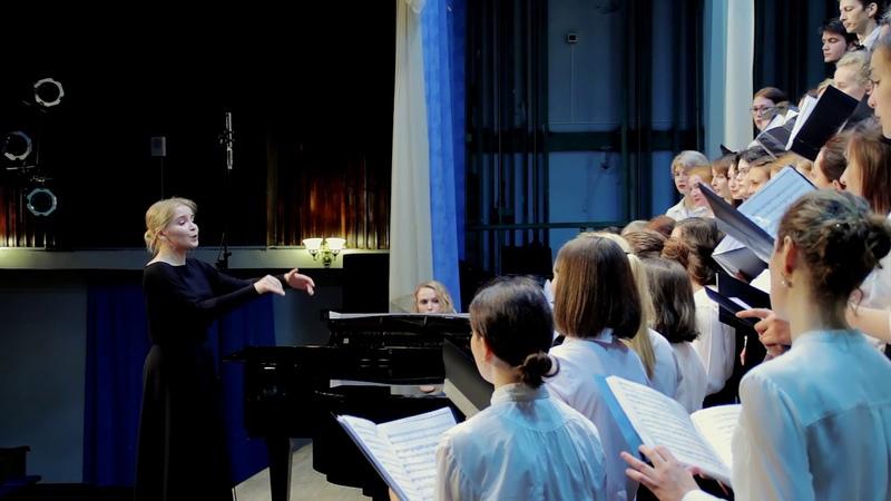 П.Масканьи, аранжировка для хора И.Волосовцевой - «Ave Maria»